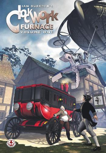 Clockwork Furnace: 1 (Paperback)