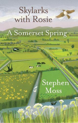 Skylarks with Rosie: A Somerset Spring (Hardback)