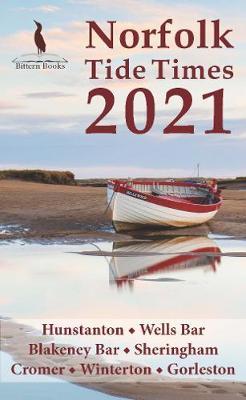 Norfolk Tide Times 2021 (Paperback)