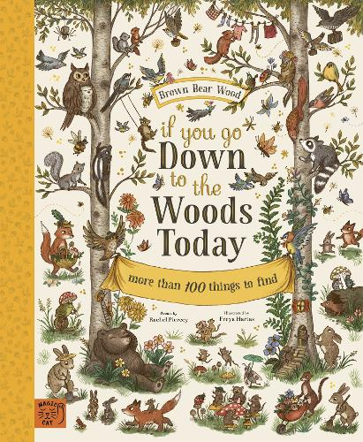 If You Go Down to the Woods Today - Brown Bear Wood (Hardback)