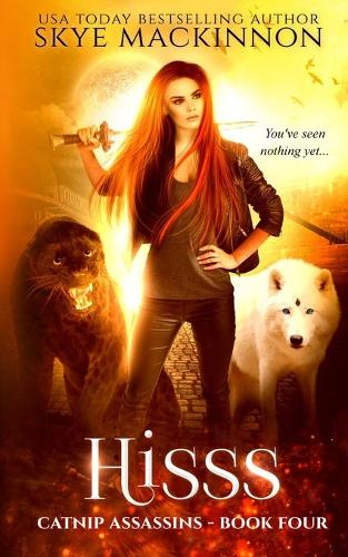 Hisss - Catnip Assassins 4 (Paperback)