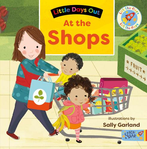 Little Days Out: At the Shops - Little Days Out (Board book)