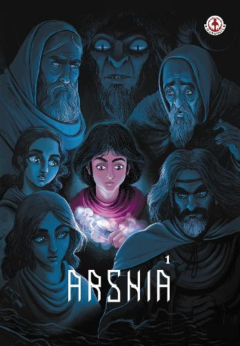 Arshia: Volume 1 (Paperback)
