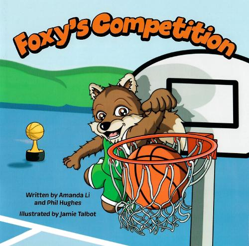 Foxy Foxy's Competition - Foxy and Red Dragon 3 (Paperback)