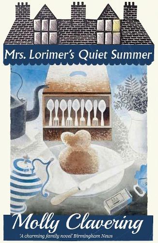 Mrs. Lorimer's Quiet Summer (Paperback)