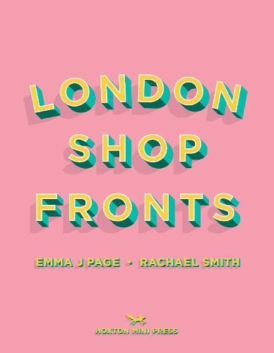 London Shopfronts (Hardback)