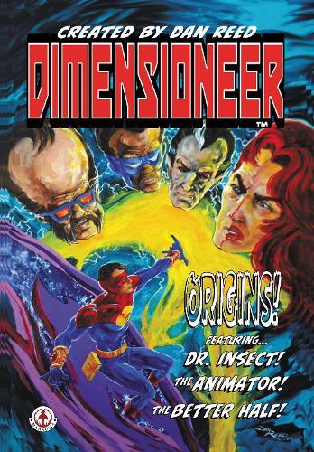 Dimensioneer: Origins (Paperback)