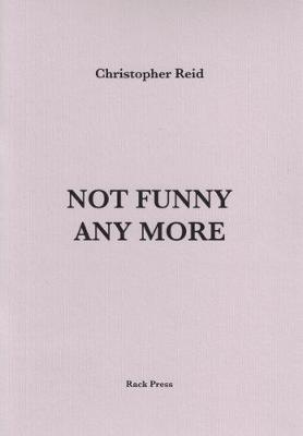 Not Funny Any More (Paperback)