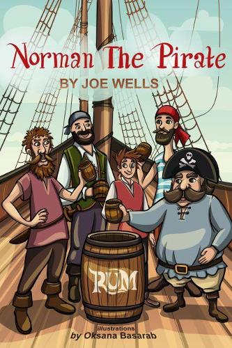 Norman the pirate. (Paperback)