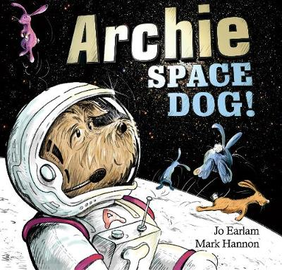 Archie Space Dog (Paperback)