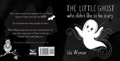 The Little Ghost Who Didn't Like to Be Scary (Paperback)