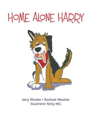 Home Alone Harry - Thunkies (R) Love Dogs 1 (Paperback)