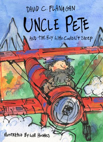 Uncle Pete and the Boy Who Couldn't Sleep (Paperback)