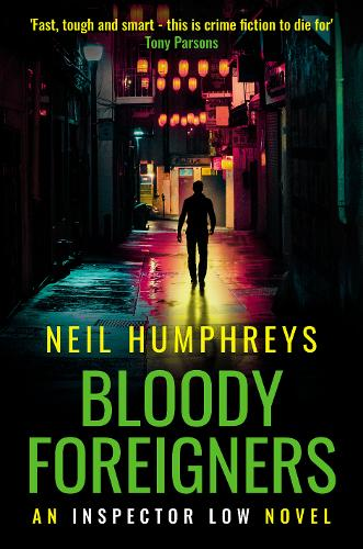 Bloody Foreigners (Hardback)