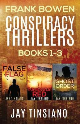 Frank Bowen Conspiracy Thriller Series: Books 1-3 (Paperback)