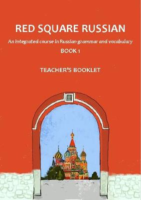 Red Square Russian 1: Teacher's Booklet & Audio (Paperback)
