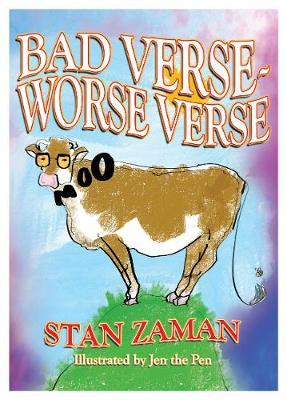 Bad Verse, Worse Verse (Paperback)