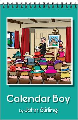 Calendar Boy (Paperback)