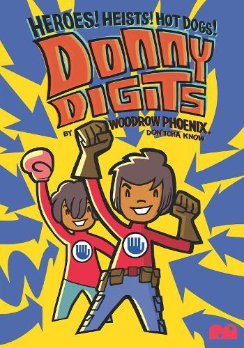 Donny Digits (Paperback)