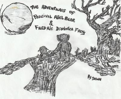 The Adventures of Percival Abel Bear and Fred Ric Dominica Frog (Paperback)