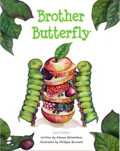 Brother Butterfly (Paperback)