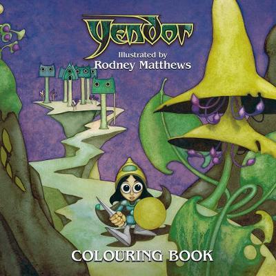 Yendor: Colouring Book (Paperback)