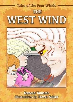 The West Wind - Tales of the Four Winds 1 (Hardback)