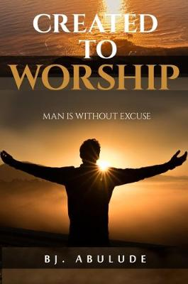 Created to worship: Man is without excuse (Paperback)