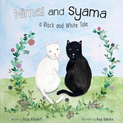 Nimai and Syama a Black and White Tale (Paperback)