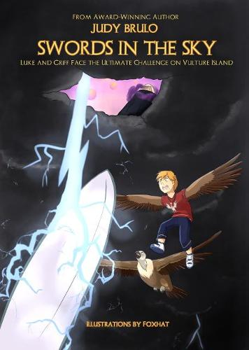 Swords in the Sky - Vulture Island Trilogy 3 (Paperback)
