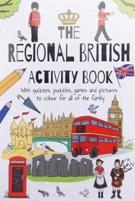 The Regional British Activity Book (Paperback)