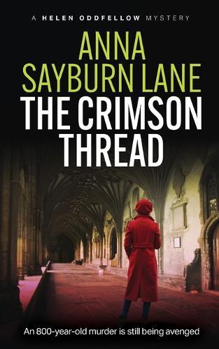 The Crimson Thread - Helen Oddfellow Mystery 3 (Paperback)