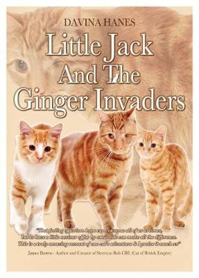 Little Jack & the Ginger Invaders (Paperback)