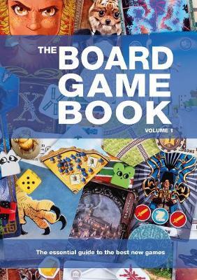 The Board Game Book: Volume 1 - Board Game Book 1 (Hardback)