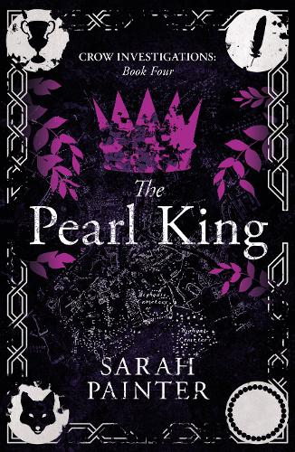 The Pearl King - Crow Investigations 4 (Paperback)