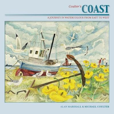 Coulter's Coast: A Journey in Watercolour from East to West (Paperback)