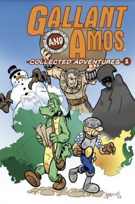 Gallant & Amos - The Collected Adventures (Paperback)