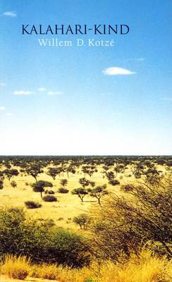 Kalahari-Kind (Paperback)