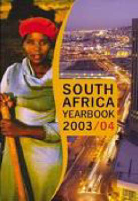 South Africa Yearbook 2003/2004 2003/2004 (Paperback)