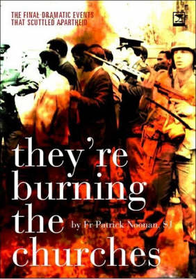 They're burning the churches (Paperback)