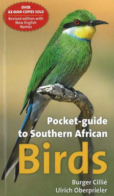 Pocket Guide to Southern African Birds (Paperback)