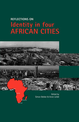 Reflections on Identity in Four African Cities: Gr 8 - 9 (Paperback)