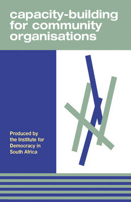 Capacity-Building for Community Organisations (Paperback)