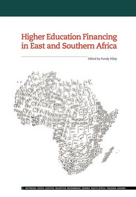 Higher Education Financing in East and Southern Africa (Paperback)