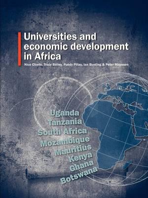 Universities and Economic Development in Africa (Paperback)