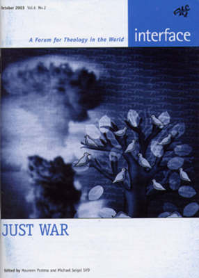 Just War: A Forum for Theology in the World (Paperback)