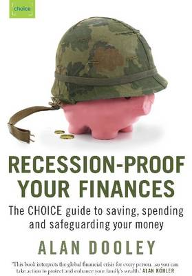 Recession-Proof Your Finances: Saving, Spending and Safeguarding Your Money (Paperback)