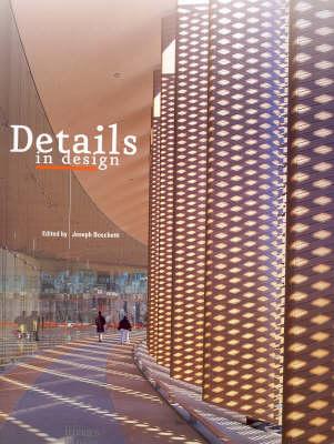 Details in Design: Vol. 6 (Hardback)