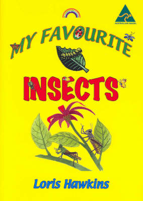My Favourite Insects (Paperback)