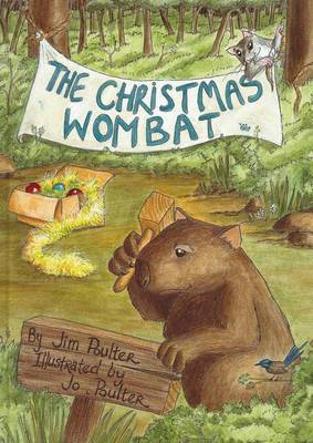 The Christmas Wombat (Paperback)